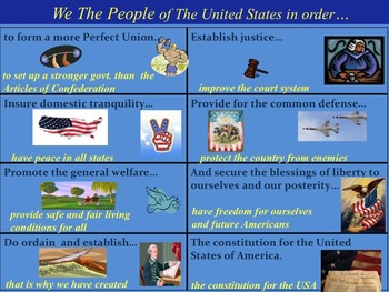 Illustrated Preamble