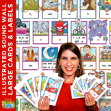 40% Off! Illustrated Sound Wall - Large Cards Until 12/21!