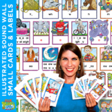 40% Off! Illustrated Sound Wall - Small Cards Until 12/21!