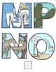 Illustrated Uppercase Alphabet