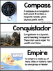 Illustrated Vocabulary Cards for American History: European Exploration