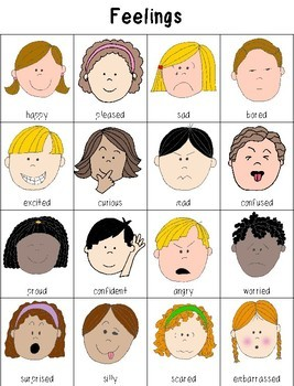 Illustrated Vocabulary Words