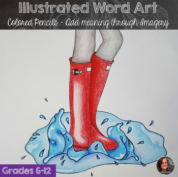 Illustrated Word Art Lesson - Word Art