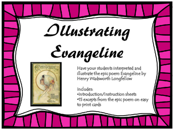 Illustrating Evangeline