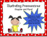 Illustrating Possessives: Singular and Plural