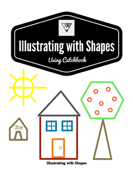 Illustrating with Shapes Using Catchbook