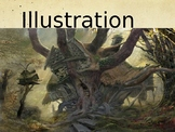 Illustration Design Art Lesson Powerpoint