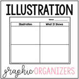 Illustration Graphic Organizer