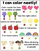Illustration and Coloring Posters Resources for Writers Workshop!