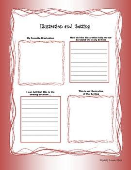 Illustration and Setting Worksheet