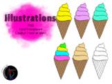 Illustrations - Cornets