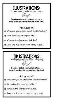 Illustrations -- Getting the Most out of Them (Upper Elementary)