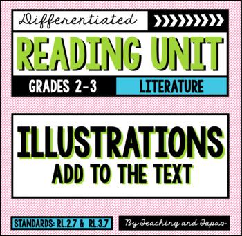 Illustrations (RL.2.7 and RL.3.7)