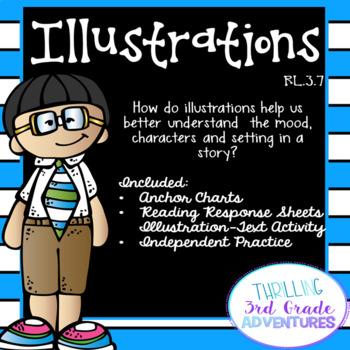 Illustrations RL.3.7