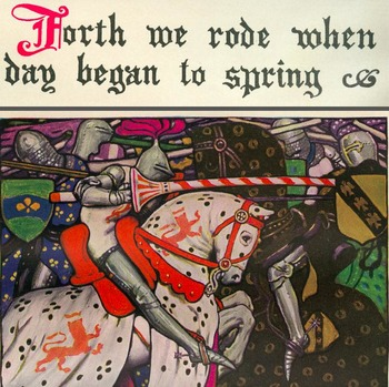Illustrations from Chaucer's Canterbury Tales