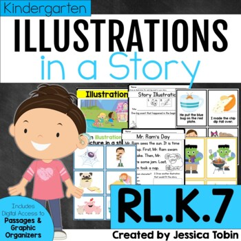 Illustrations in a Story RLK.7