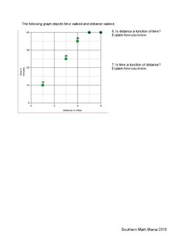 Illustrative Math 8th Grade Unit 5 Lessons 1-5 quiz