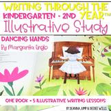 Illustrative Study for Writers Workshop: Dancing Hands