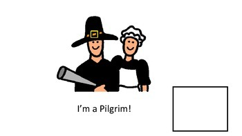 I'm A Pilgrim Adapted Book