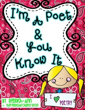 I'm A Poet & You Know It
