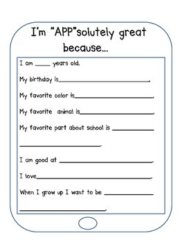 """I'm """"APP""""solutely great!"""