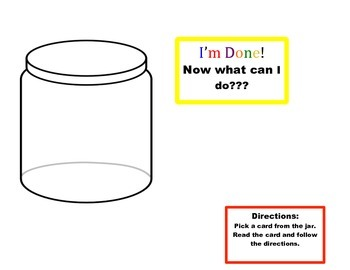 I'm Done Jar