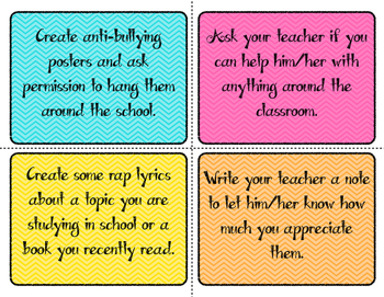 I'm Done, Now What? Task Cards: 24 Ideas For Students Who Finish Early