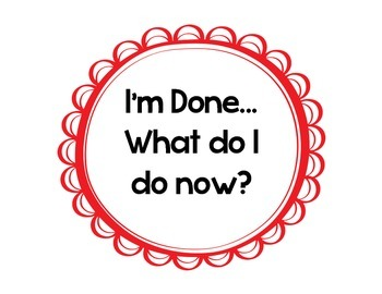 I'm Done… now what?