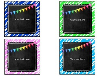 I'm Done...Now What? Early Finisher Activities -EDITABLE (Zebra Theme)