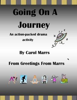 Drama Game-I'm Going On A Journey