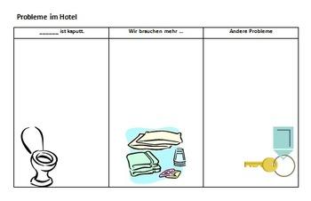 Im Hotel: Was sagt man?