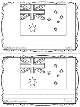 Australia Country Study | 48 Pages for Differentiated Learning + Bonus Pages
