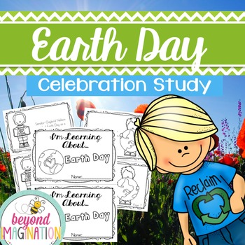 Earth Day Printable Booklet | 44 Pages for Differentiated