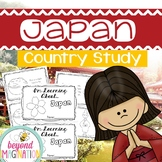 Japan Country Study Booklet Project