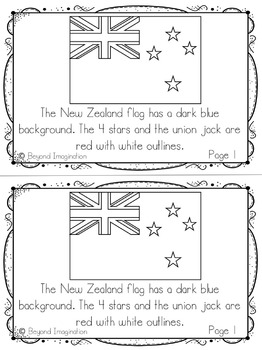 New Zealand Booklet Country Study Project Unit