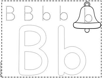 I'm Learning My Letters! {Unit B}