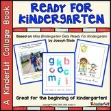 I Am Ready for Kindergarten