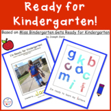Ready for Kindergarten - A Back To School Collage Book