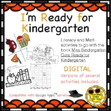 Back to School Activity Story Retelling Digital Miss Bindergarten