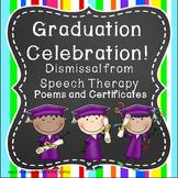 Speech Graduation Dismissal