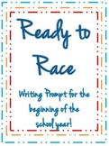 I'm Ready to Race Writing Prompt!