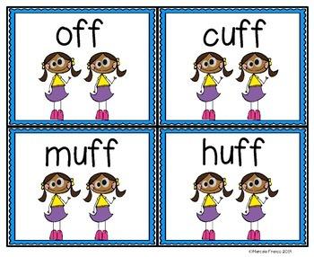 Double Final Consonants Literacy Activities
