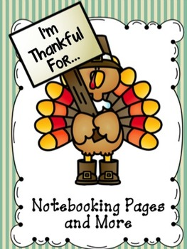 I'm Thankful For... Pages & More