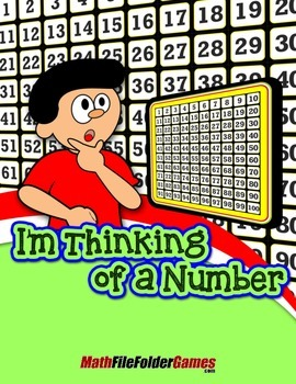 I'm Thinking of a Number