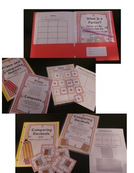 I'm Through! What Should I Do? CCSS Math Activities for Early Finishers