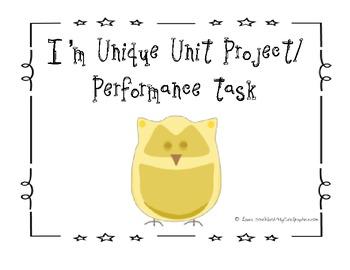 I'm Unique Unit Project