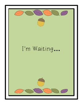I'm Waiting for Fall