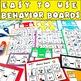 Effective Behavior Management Bundle:Printables for Autism, Aspergers, ADD, ADHD