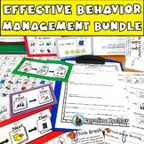 Effective Behavior Management Bundle: Classroom Printables for Autism, ADD, ADHD