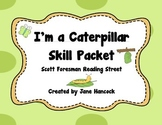 I'm a Caterpillar Activity Page Skills Packet
